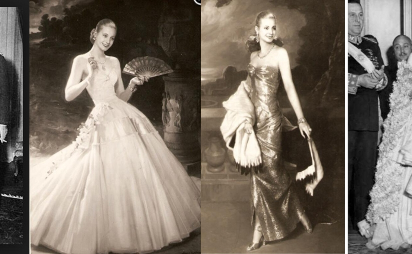 """Makt och stil, del 1 Stilikonernas stilikon""""Evita"""""""