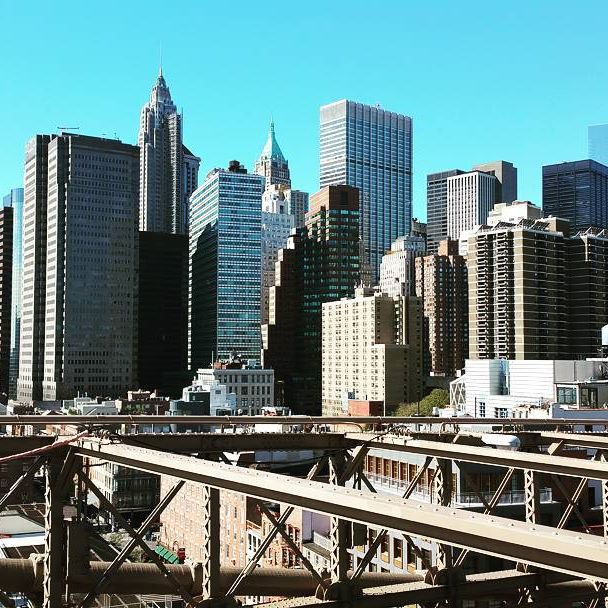 New York som Instagram-minnen
