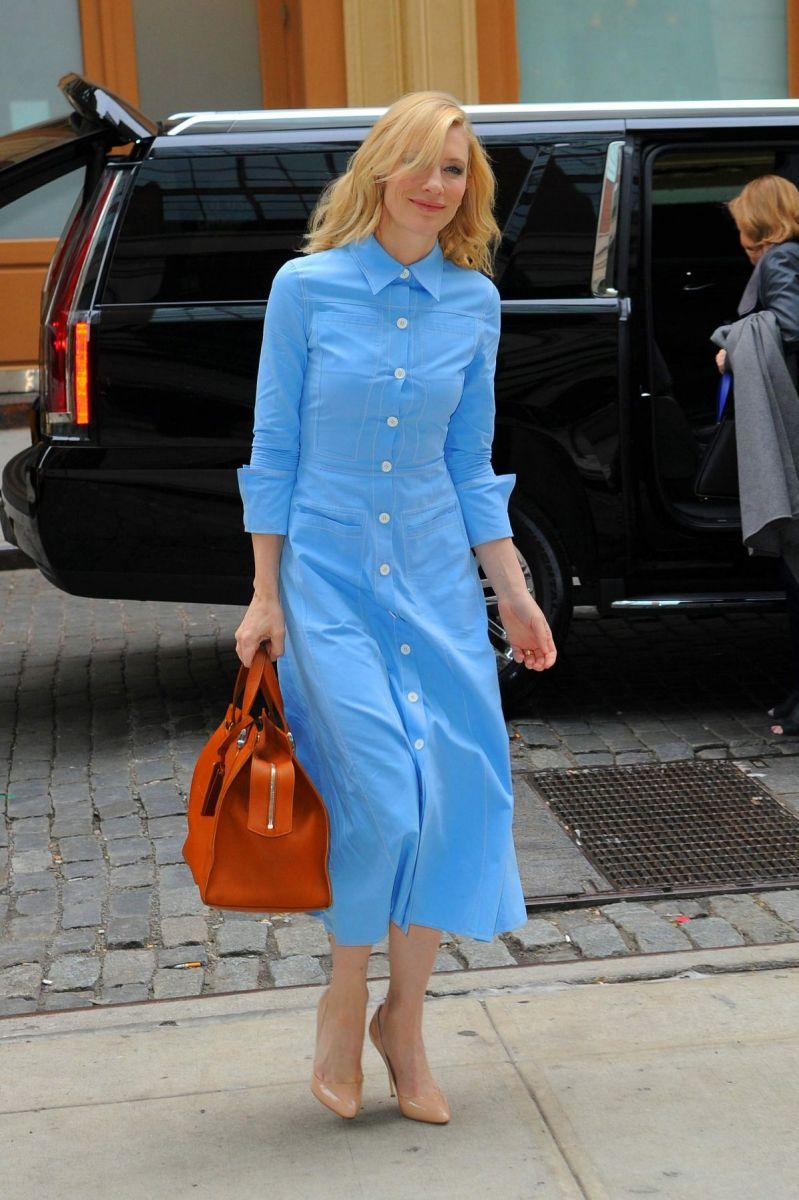 Klicka hem stilen - Cate Blanchett