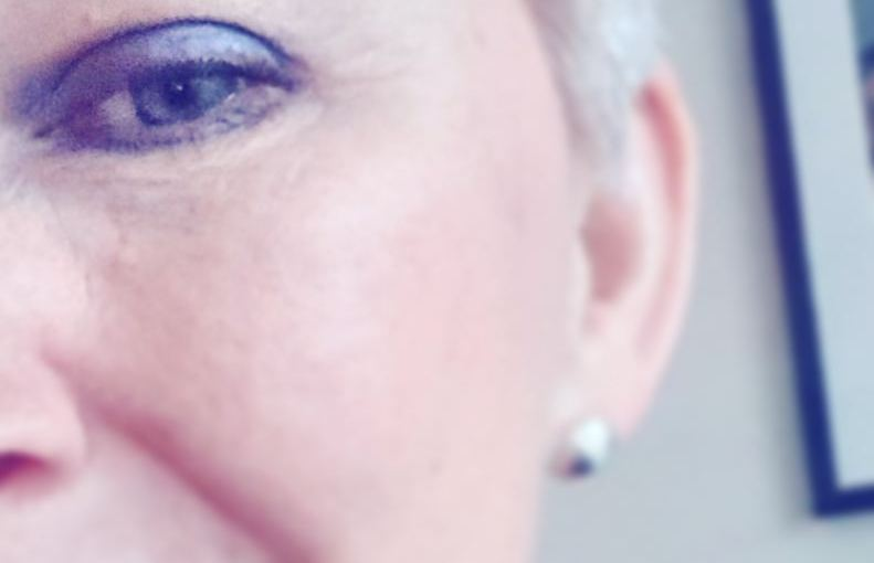 Hett igen – blåögonskugga