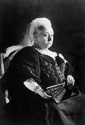 Drottning Viktoria av Storbritannien